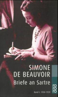 Briefe an Sartre - Simone de Beauvoir |