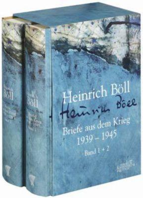 Briefe aus dem Krieg 1939-1945, 2 Bde. - Heinrich Böll  