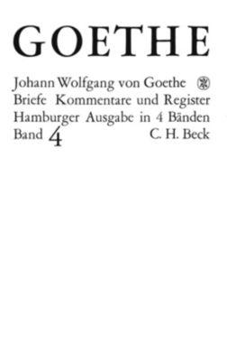 Briefe: Bd.4 Briefe 1821-1832 - Johann Wolfgang von Goethe |