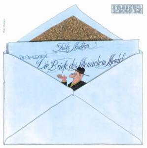 Briefe Des Menachem Mendel, Sholem Alejchem