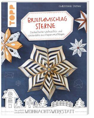 Briefumschlagssterne - Christiane Steffan pdf epub