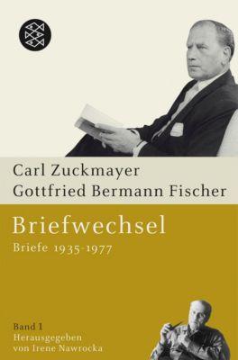 Briefwechsel, 2 Bde., Carl Zuckmayer, Gottfried Bermann Fischer