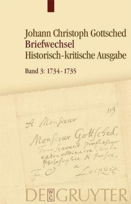 Briefwechsel: Bd.3 1734-1735