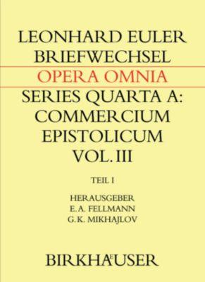 Briefwechsel mit Daniel Bernoulli, Leonhard Euler