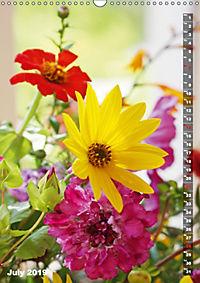 Bright Flower Bouquets (Wall Calendar 2019 DIN A3 Portrait) - Produktdetailbild 7