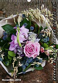 Bright Flower Bouquets (Wall Calendar 2019 DIN A3 Portrait) - Produktdetailbild 11