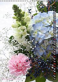 Bright Flower Bouquets (Wall Calendar 2019 DIN A3 Portrait) - Produktdetailbild 12