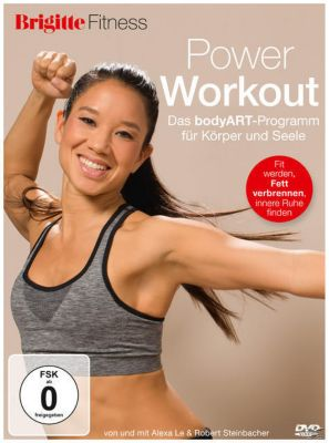 Brigitte Fitness - Power Workout, Robert Steinbacher, Alexa Le
