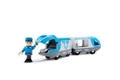 BRIO Blauer Reisezug (Batteriebetrieb) 3-teilig