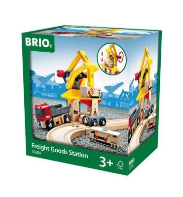 BRIO Frachtverladestation, BRIO®