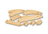 Brio Kleines Schienen-Sortiment, 11-teilig - Produktdetailbild 1