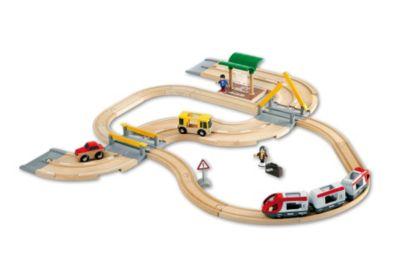 BRIO Straßen und Schienen Reisezug, BRIO®