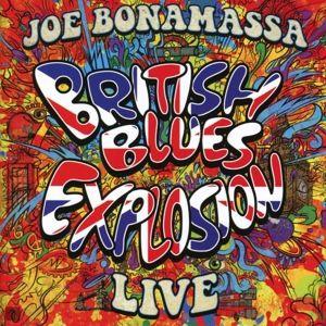 British Blues Explosion Live (2 CDs), Joe Bonamassa