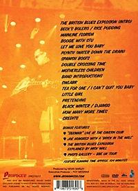 British Blues Explosion Live (2 DVDs) - Produktdetailbild 1