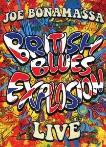 British Blues Explosion Live (2 DVDs), Joe Bonamassa