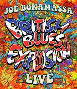 British Blues Explosion Live (Blu-ray), Joe Bonamassa