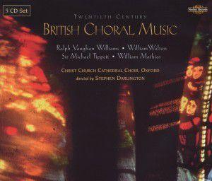 British Choral Music, Stephen Darlington, Choir Christ Church Cathedral