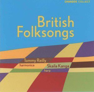 British Folksongs, Tommy Reilly, Skaila Kanga