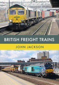 British Freight Trains, John Jackson