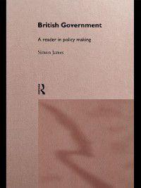British Government, Simon James