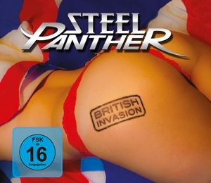 British Invasion, Steel Panther