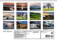 British Landscapes (Wall Calendar 2019 DIN A3 Landscape) - Produktdetailbild 13