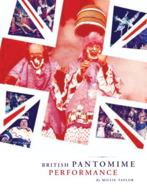 British Pantomime Performance, Millie Taylor