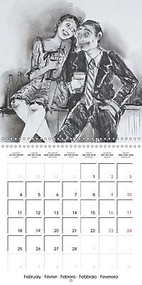 British Pubs, Beaches and Behind the Bike Sheds (Wall Calendar 2019 300 × 300 mm Square) - Produktdetailbild 2