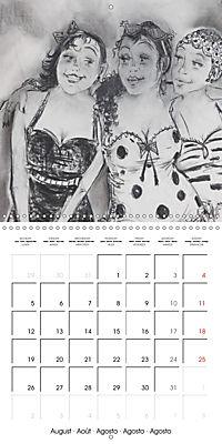 British Pubs, Beaches and Behind the Bike Sheds (Wall Calendar 2019 300 × 300 mm Square) - Produktdetailbild 8