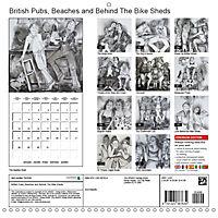 British Pubs, Beaches and Behind the Bike Sheds (Wall Calendar 2019 300 × 300 mm Square) - Produktdetailbild 13