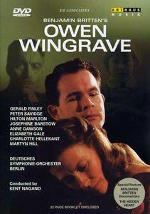 Britten, Benjamin - Owen Wingrave, Gerald Finley, Peter Savidge, Hilton Marlton