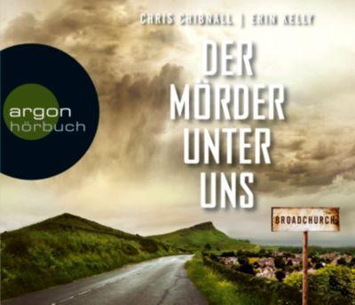 Broadchurch - Der Mörder unter uns, 6 Audio-CDs, Chris Chibnall, Erin Kelly