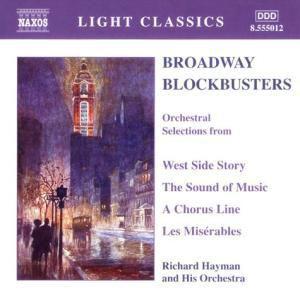 Broadway Blockbusters, Richard Hayman