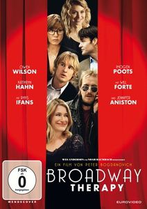 Broadway Therapy, Owen Wilson, Jennifer Aniston