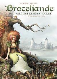 Broceliande - Der Wald des kleinen Volkes, Der Garten der Mönche - Nicolas Jarry |