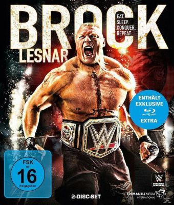 Brock Lesnar-Eat,Sleep,Conquer,Repeat, Brock Lesnar