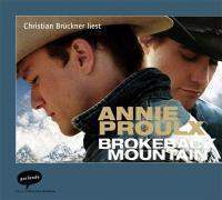 Brokeback Mountain, 1 Audio-CD, Annie Proulx