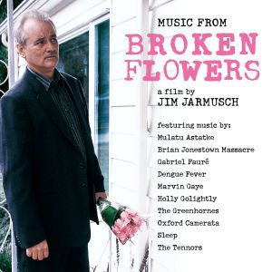 Broken Flowers, Ost, Gaye, Astatke, Greenhornes