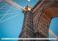 Brooklyn Bridge - Brücke in eine neue Welt (Wandkalender 2019 DIN A3 quer) - Produktdetailbild 7