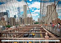 Brooklyn Bridge - Brücke in eine neue Welt (Wandkalender 2019 DIN A3 quer) - Produktdetailbild 6
