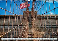 Brooklyn Bridge - Brücke in eine neue Welt (Wandkalender 2019 DIN A3 quer) - Produktdetailbild 11