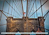 Brooklyn Bridge - Brücke in eine neue Welt (Wandkalender 2019 DIN A2 quer) - Produktdetailbild 8