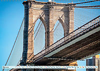 Brooklyn Bridge - Brücke in eine neue Welt (Wandkalender 2019 DIN A2 quer) - Produktdetailbild 5