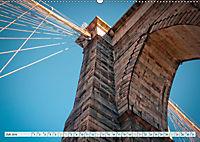 Brooklyn Bridge - Brücke in eine neue Welt (Wandkalender 2019 DIN A2 quer) - Produktdetailbild 7