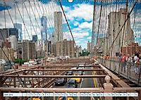 Brooklyn Bridge - Brücke in eine neue Welt (Wandkalender 2019 DIN A2 quer) - Produktdetailbild 6