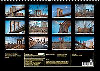 Brooklyn Bridge - Brücke in eine neue Welt (Wandkalender 2019 DIN A2 quer) - Produktdetailbild 13