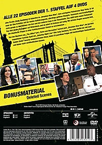 Brooklyn Nine-Nine - Staffel 1 - Produktdetailbild 1