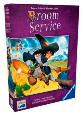 Broom Service, Kennerspiel 2015