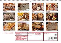 Brot Kalender 2019 (Wandkalender 2019 DIN A3 quer) - Produktdetailbild 13