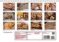Brot Kalender 2019 (Wandkalender 2019 DIN A4 quer) - Produktdetailbild 13